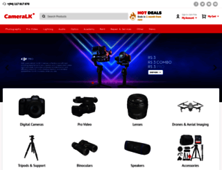 cameralk.com screenshot