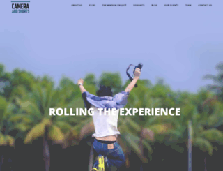 cameranshorts.com screenshot