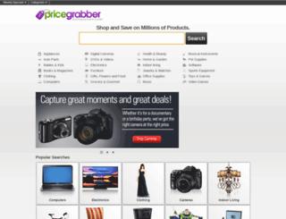 cameratown.pricegrabber.com screenshot
