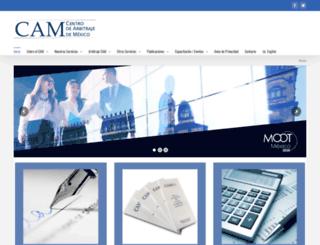 camex.com.mx screenshot