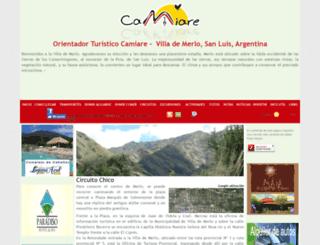 camiare.com screenshot