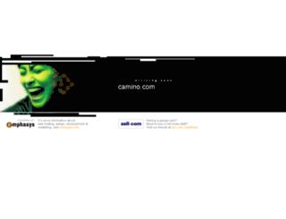 camino.com screenshot
