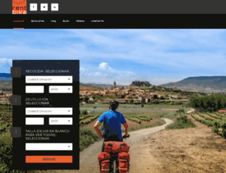 caminoleonsantiago.com screenshot