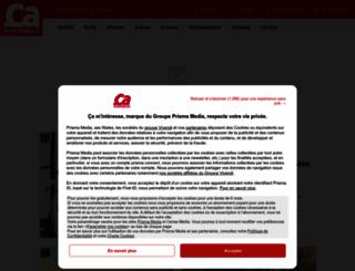 caminteresse.fr screenshot