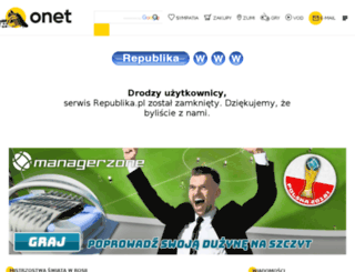camions.republika.pl screenshot