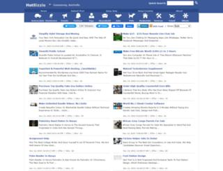 cammeray.hotbizzle.com screenshot
