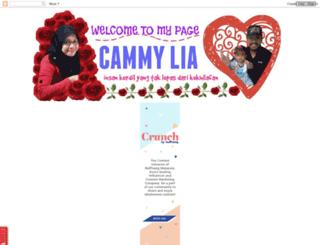 cammylia.blogspot.com screenshot