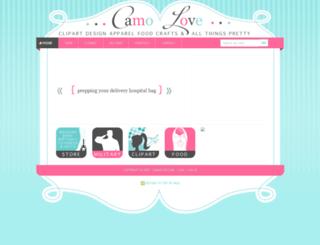 camolove.com screenshot