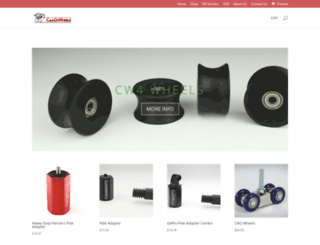 camonwheels.com screenshot