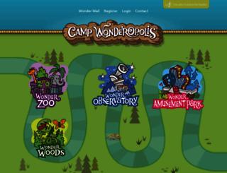 camp2014.wonderopolis.org screenshot