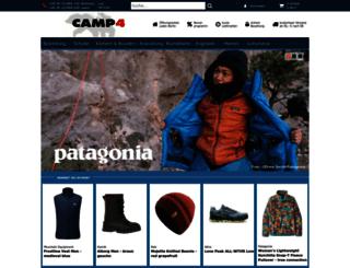 camp4.de screenshot