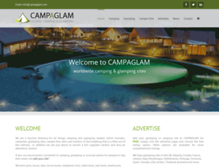 campaglam.com screenshot