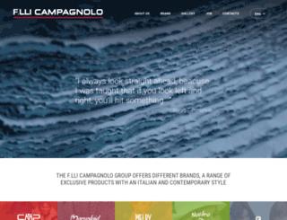 campagnolo.it screenshot