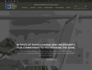 campaign.fayebsg.com screenshot