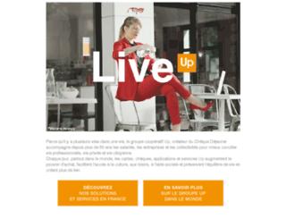 campaign.live-up.company screenshot