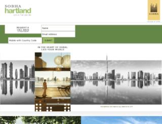 campaign.sobhahartland.com screenshot