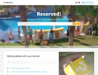 campaignflow.nl screenshot