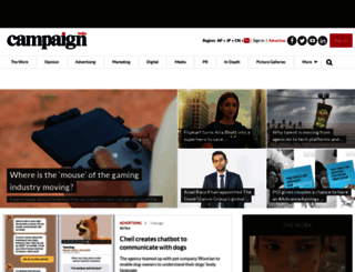 campaignindia.in screenshot