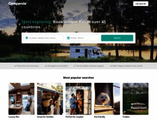 campanda.com screenshot
