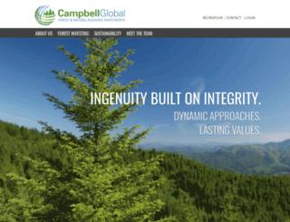 campbellgroup.com screenshot