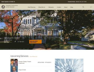 campbells-amherst.ca screenshot