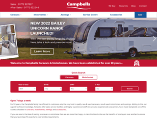 campbells.ltd.uk screenshot