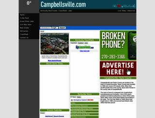 campbellsville.com screenshot