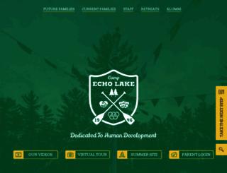 campecholake.com screenshot