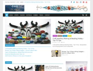 camphikeclimb.com.au screenshot