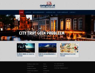 camphuur.nl screenshot