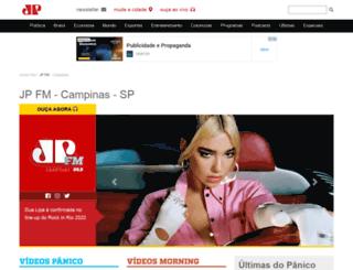 campinas.jovempanfm.bol.uol.com.br screenshot