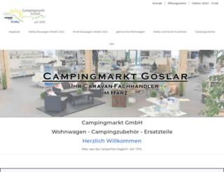 campingmarkt.de screenshot