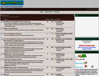 campingpa.com screenshot