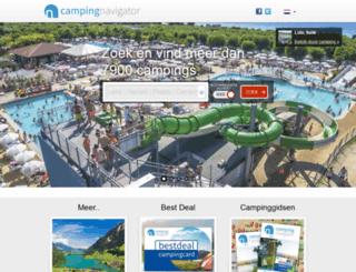 campingwijzer.nl screenshot