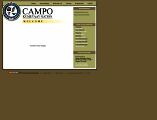 campo-nsn.gov screenshot