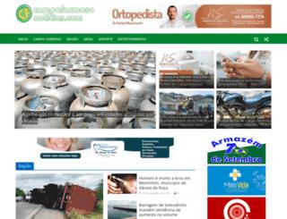 campoformosonoticias.com screenshot