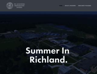 camps.hermits.com screenshot