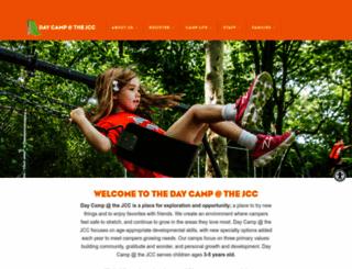 camps.jccmanhattan.org screenshot