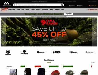 campsaver.com screenshot
