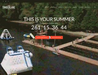 camptimberlane.ca screenshot