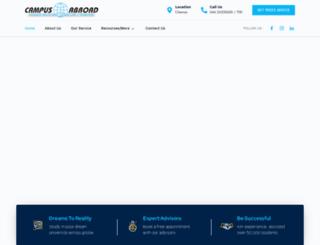 campus-abroad.com screenshot