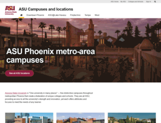 campus.asu.edu screenshot