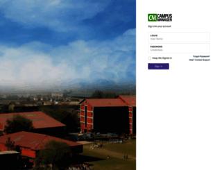 campus.dpssrinagar.com screenshot