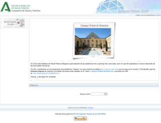campus.easp.es screenshot