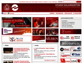 campus.usal.es screenshot