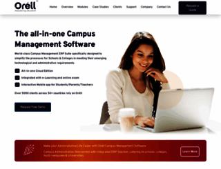 campusmanagementsoftware.com screenshot