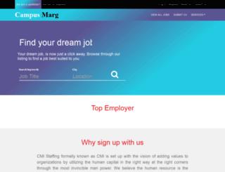 campusmarg.com screenshot