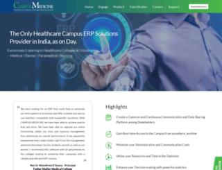 campusmedicine.com screenshot