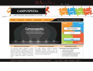 campuspedia.org screenshot