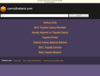 camrythailand.com screenshot